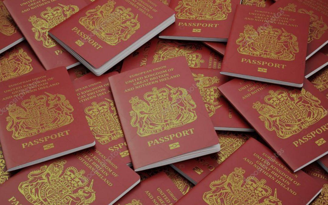 British Citizenship for EU Citizens Child